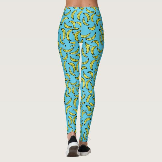 Banana leggings for when your just monkeying aroun