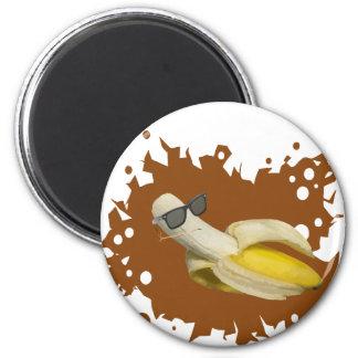 Banana Life is good Magnet