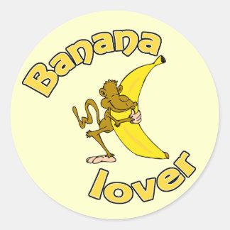 Banana Lover Stickers