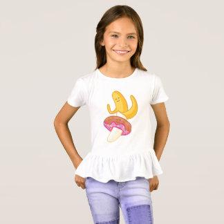 Banana Loves Donut T-Shirt