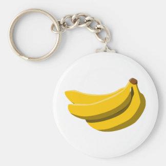 Banana Madness! Key Ring