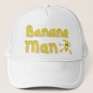 Banana Man Trucker Hat