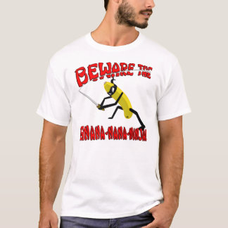 Banana-nana-Ninja! (Light) T-Shirt
