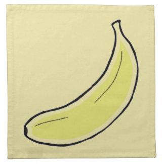 Banana Napkin