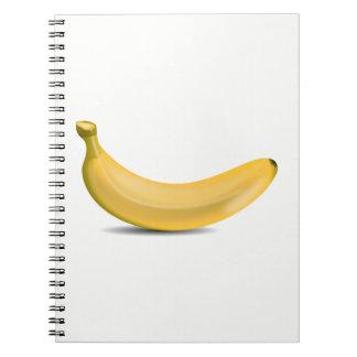Banana Notebooks