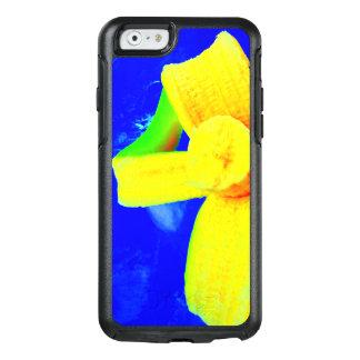 Banana on Blue Phone Case