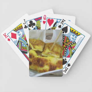 Banana Pancake [Roti Kluai Khai] Bicycle Playing Cards