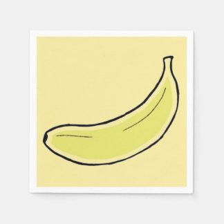 Banana Paper Napkin