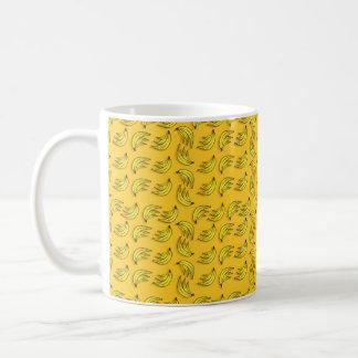 Banana Pattern Mug