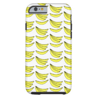 Banana Pattern. Tough iPhone 6 Case