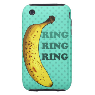 Banana Phone iPhone 3GS Casemate Tough Tough iPhone 3 Covers