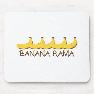 Banana Rama Mouse Pad