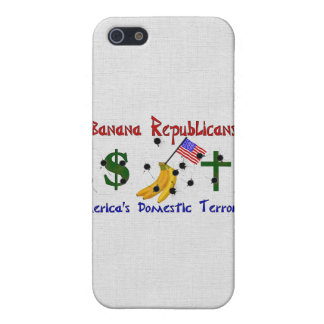 Banana Republicans Cover For iPhone 5