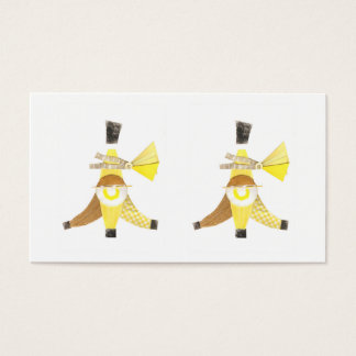 Banana Split Business Cards