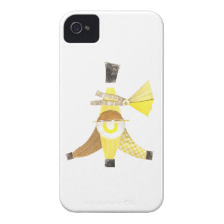 Banana Split I-Phone 4 Case