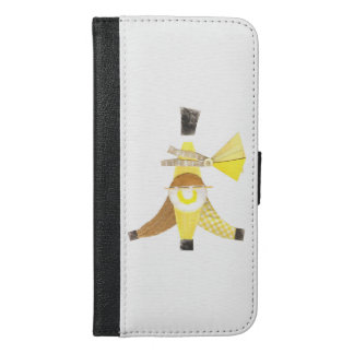 Banana Split I-Phone 6/6s Wallet Case