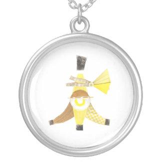 Banana Split Necklace