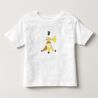 Banana Split No Background Toddler T-Shirt