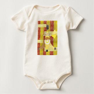 Banana Split Organic Babygro Baby Bodysuit