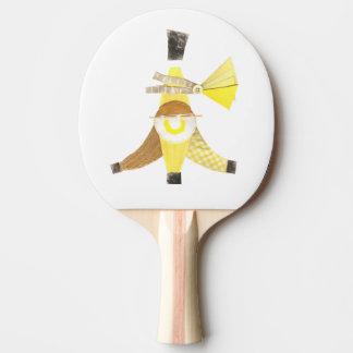 Banana Split Ping Pong Bat