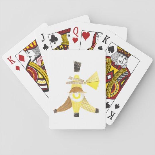 Banana Split Playing Cards