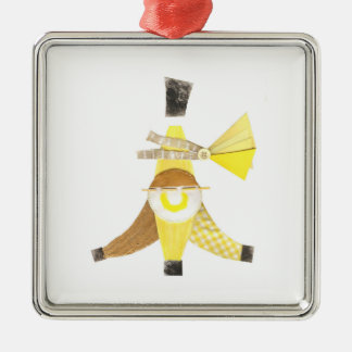 Banana Split Premium Ornament
