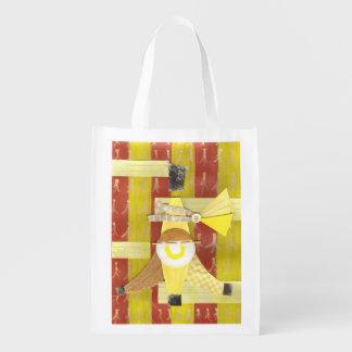 Banana Split Reusable Bag