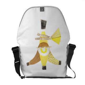 Banana Split Rusksack Courier Bag