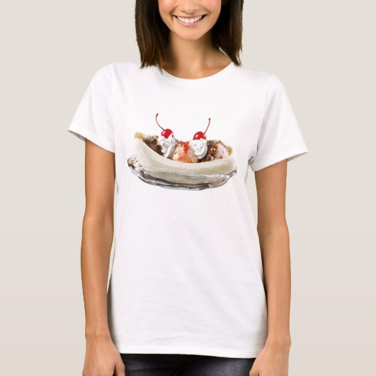 Banana Split Tee Shirt