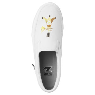 Banana Split Women's Slip On Shoes