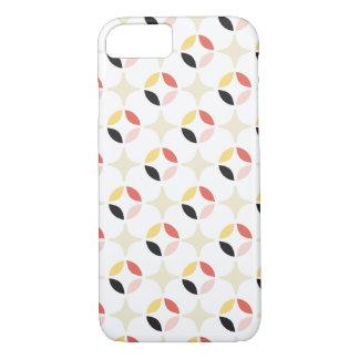 Banana Starlight and Circles iPhone 8/7 Case