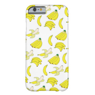 Banana Themed Barely There iPhone 6 Case