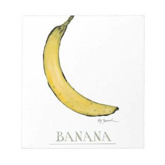 banana, tony fernandes notepad