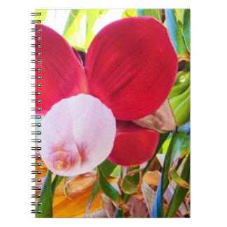 Banana Tree Bliss Notebooks