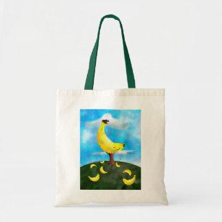 Banana Tree Tote Bag