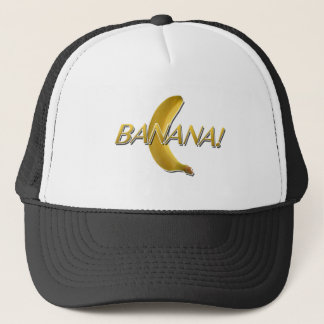 BANANA! TRUCKER HAT