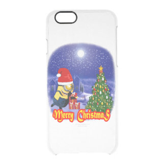 Banana welcome Christmas Eve iPhone 6 Plus Case