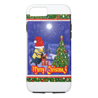 Banana welcome Christmas Eve iPhone 7 Case
