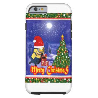 Banana welcome Christmas Eve Tough iPhone 6 Case