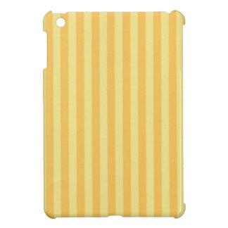 Banana Yellow Stripes iPad Mini Case