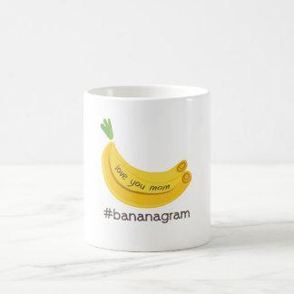 #bananagram Love You Mom Mug