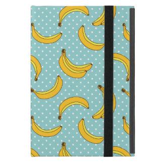Bananas And Polk Dots iPad Mini Case