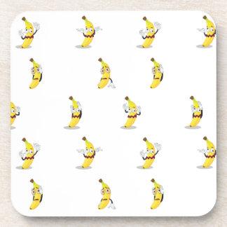 bananas coaster