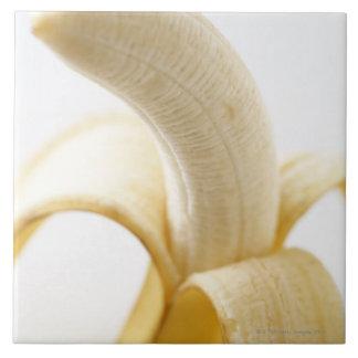 Bananas Large Square Tile
