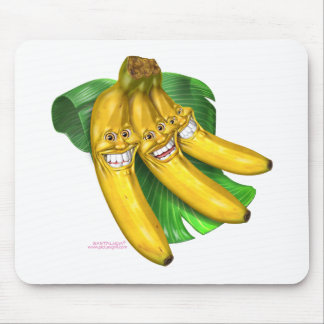 bananas mouse mat