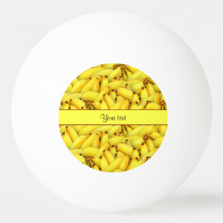 Bananas Ping Pong Ball