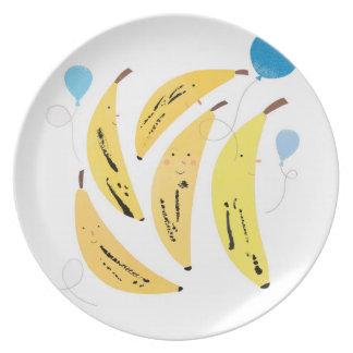 Bananas! Plate