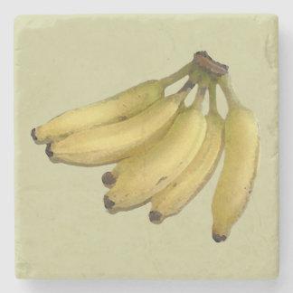 bananas stone coaster