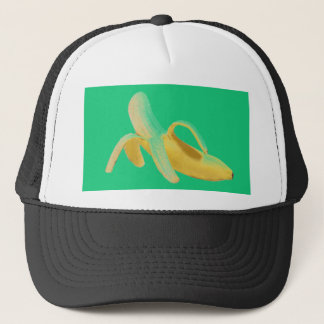 bananas trucker hat