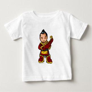 Bancha Ninja Shenkuu Staff Player Baby T-Shirt